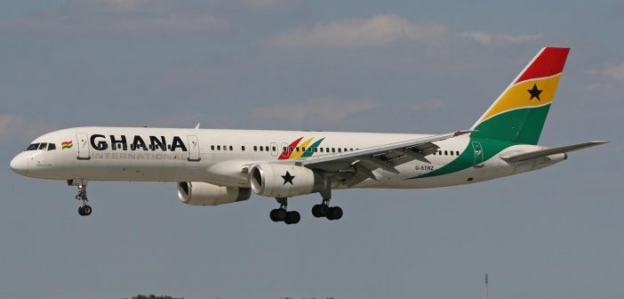 GHANA TO RESUME INTERNATIONAL PASSENGER FLIGHTS.