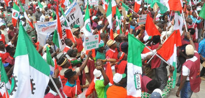 NLC SUSPENDS PROPOSED STRIKE, AS ORGANISED LABOUR IN EDO STATE REJECTS DECISION.