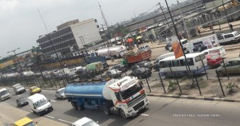 FUEL SCARCITY LOOMS AS NIGERIAN ASSOCIATION OF ROAD TRANSPORT OWNERS WITHDRAWS PETROL TRUCKS.