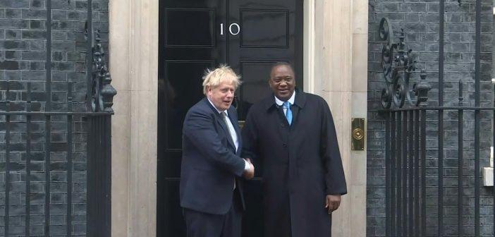 UK PM AND KENYAN PRESIDENT TO RAISE $5BILLION TO EDUCATE CHILDREN AROUND THE WORLD