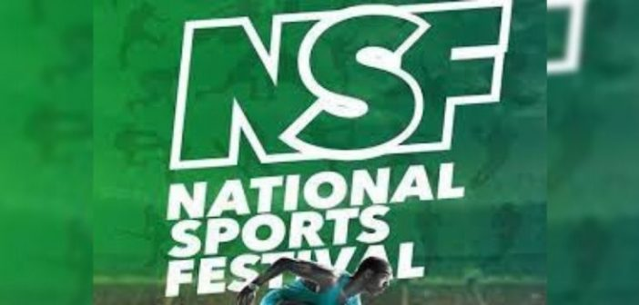 20th NATIONAL SPORTS FESTIVAL BEGINS IN BENIN CITY